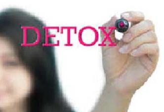 Starat se o detoxikaci včas